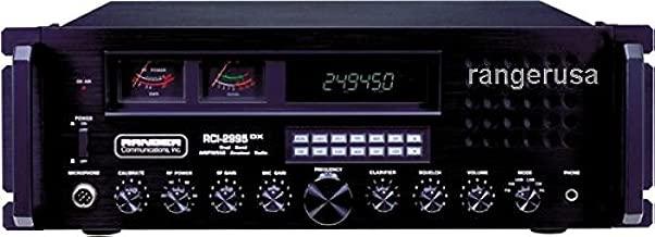 Ranger RCI-2995DXCF Base station 10 meter SSB/AM/FM/CW Built-In Cooling Fan Kit