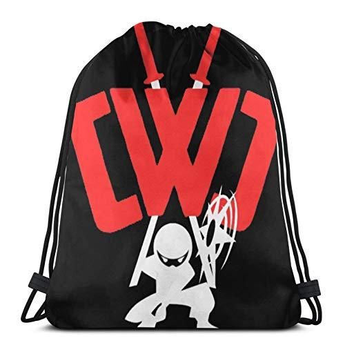 Drawstring Bags Backpack Spy Ninjas Merch Unisex Drawstring Backpack Sports Bag Rope Bag Big Bag Drawstring Tote Bag Gym Backpack In Bulk