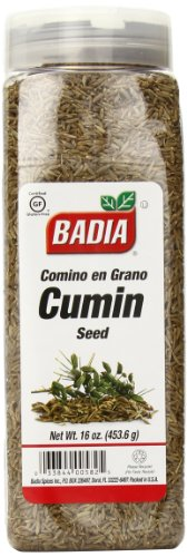 Badia Cumin Seed Whole, 16 Ounce