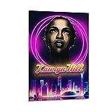rongtao Lauryn Hill Poster, dekoratives Gemälde, Leinwand,