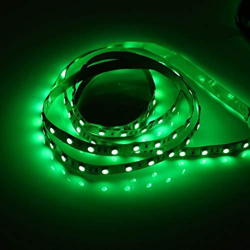 HAOX Tiras de luz LED, Tira de LED USB, Tiras de luz con Control Remoto de 24 Teclas RGB Tira de LED USB, Tira de LED para iluminación de Fondo de TV Tira de Luces(Not Waterproof)
