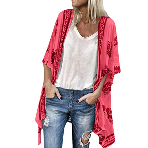 Yours Clothing Women/'s Plus Size Shell Camicia da notte