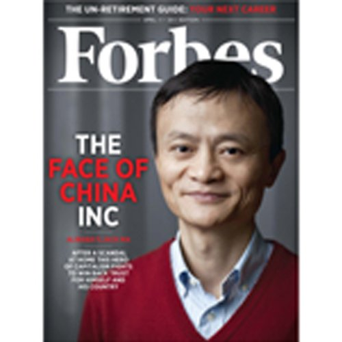 Forbes, March 28, 2011 audiobook cover art