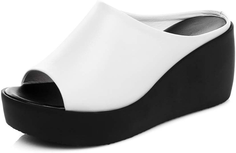 BalaMasa Womens Casual Solid Travel Urethane Platforms Sandals ASL05835