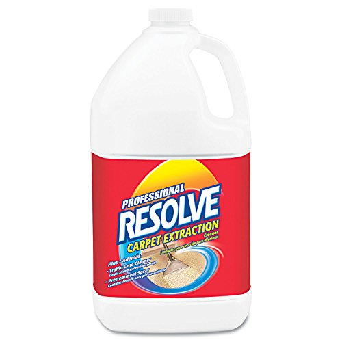 Professional RESOLVE 97161 Carpet Extraction Cleaner Concentrate, 1 gal Bottle