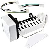 Supplying Demand 5303918277 Refrigerator Ice Maker Kit With Connectors Fits 3206306 & 218226700 For Freezer Icemaker