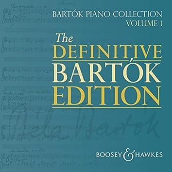 The Definitive Bartók Edition: Bartók Piano Collection, Vol. 1