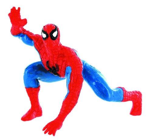 Spider-Man Kunststoff Figur, ca. 10 cm, Motiv