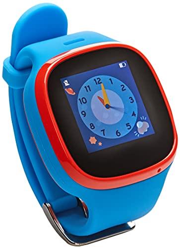 Vodafone TCLMOVE V-Kids Watch Reloj Inteligente para niños con V-SIM incluida, 1.73 x 1.69 x 0.57