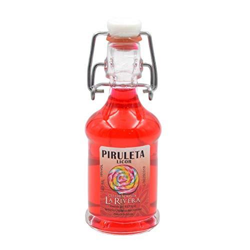 """Lote de 10 Botellas de Cristal Decorativas de Licor\""""Siphón\"""" a Elegir. Regalos Originales. Licores y Complementos. Detalles para Bodas, Comuniones, Bautizos y Cumpleaños. CC (PIRULETA)"""