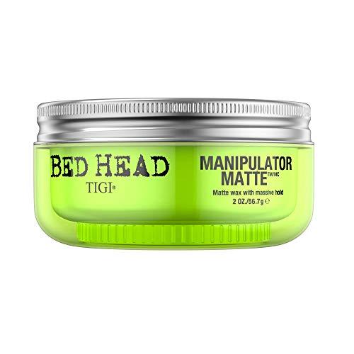 Bed Head by Tigi Manipulator mattes Haarwachs für starken Halt, 56,7g
