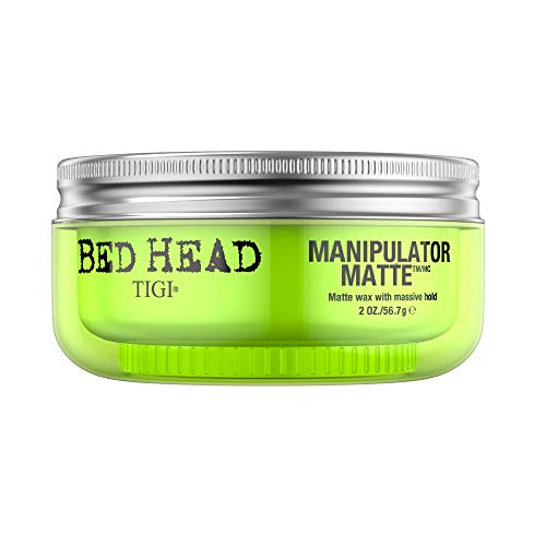 Bed Head by Tigi Manipulator Cire coiffante matte à fixation forte 56,7 g
