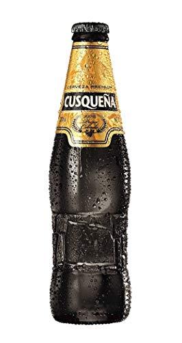 CUSQUENA Cerveza Malta Inka dunkel Peruanisches Bier 0,33 Liter