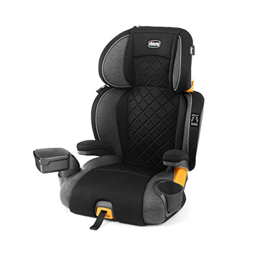 Learn More About Chicco KidFit Zip Plus 2-in-1 Belt Positioning Booster Car Seat - Taurus, Black/Gre...