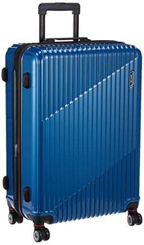 [エース] スーツケース クレスタ エキスパンド機能付 93L(拡張時) 67cm 4.8kg 67 cm ブルー