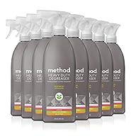 Method Naturally Derived Heavy Duty Degreaser for Kitchen Appliances, Lemongrass Multi-pack