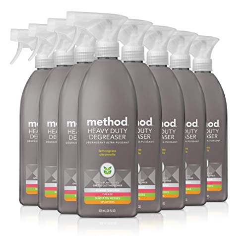 Method Naturally Derived Heavy Duty Degreaser for Kitchen...