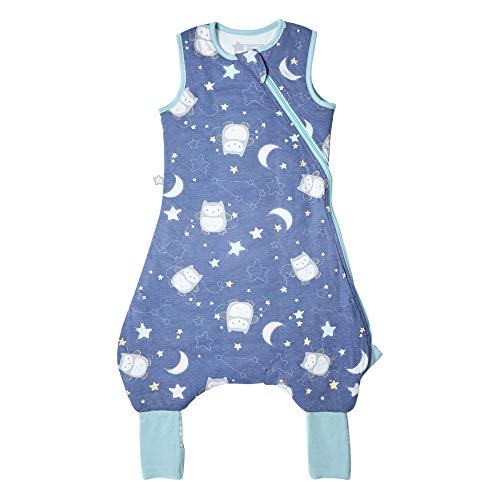 Tommee Tippee The Original Grobag Steppee Baby, Romper Suit, 18-36 months, 2.5 Tog, Dreamy Ollie