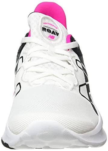 New Balance WROAVV2, Zapatillas para Correr de Carretera Mujer, White, 39 EU