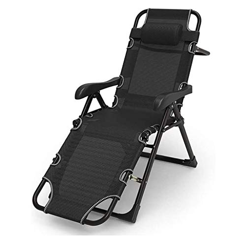 Stands Zero Gravity Chair,Oversized Mesh Back Zero Gravity Recliner Chair, XL Padded Seat Adjustable Patio Lounge Chair,Padded Adjustable Folding Lawn Chair for Garden and Porch