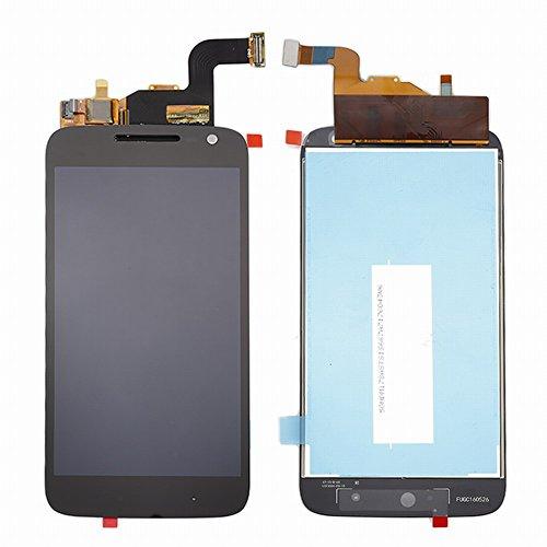 ixuan para Motorola Moto G4Play pantalla negro digitalizador pantalla táctil pantalla LCD...
