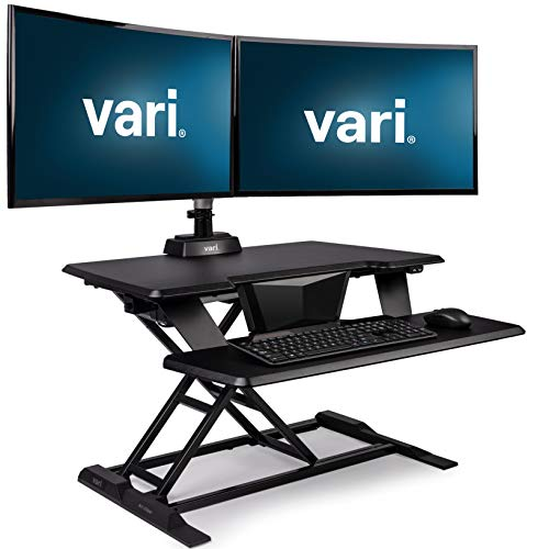 Varidesk Pro Plus 36 (Electric & PowerHub)