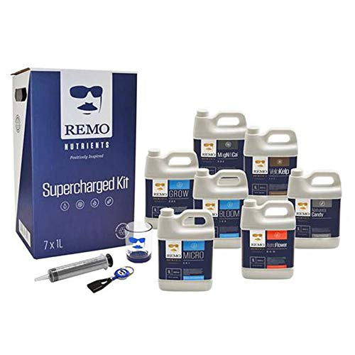Remo Nutrients RN70010 Remo's 1L Supercharged Kit...