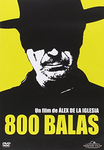 800 Balas [DVD]