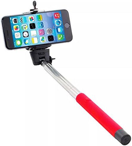 Iworld Wireless Selfie Stick Bluetooth SS2 1040 Red product image