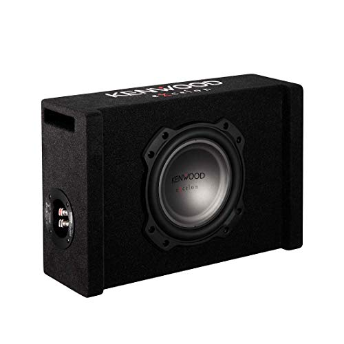 Kenwood Excelon Reference P-XW804B 8' Oversized Subwoofer in Ported Enclosure