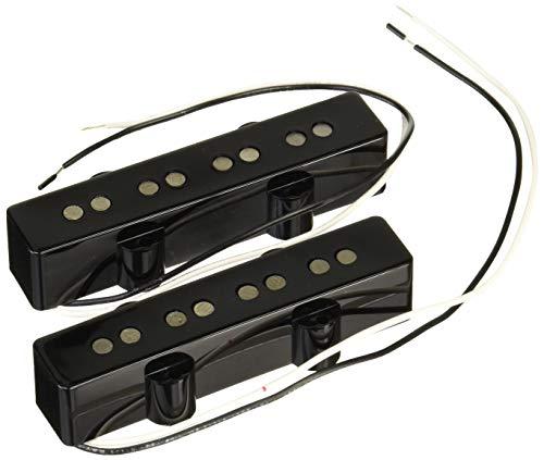 Fender® »Yosemite® Jazz Bass® Pickup Set« Pickup-Set Per Basso Elettrico - Colore: Nero, (992279000)