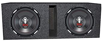 "Boss Audio P126DVC 12"" Car Subwoofers Vented Enclosure"