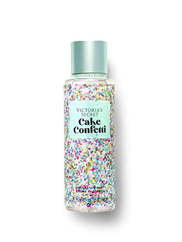 Victorias Secret Cake Confetti Fragrance Mist Body Spray 8.4 fl oz/250 ml