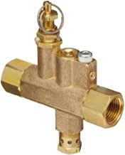 Control Devices - LGM30-0404AAF Brass Continuous Run Unloader Valve