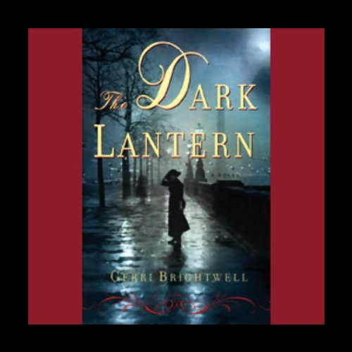 The Dark Lantern audiobook cover art