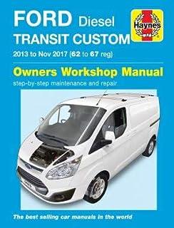 Ford Transit Custom Diesel ...
