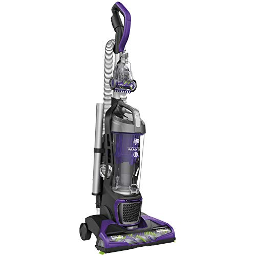Dirt Devil Endura Max XL Upright Vacuum Cleaner for Pets, Bagless, Lightweight, Purple, UD70186
