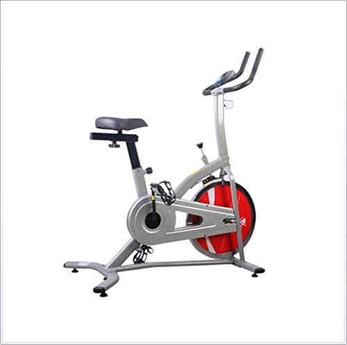 XHLLX Bicicleta De Spinning Equipo De Gimnasia Bicicleta De Spinning Bicicleta De Ejercicio Ultra Silenciosa Bicicleta Deportiva De Interior Fitness En Bicicleta Abdomen Abdominal Abdomen Y Otros