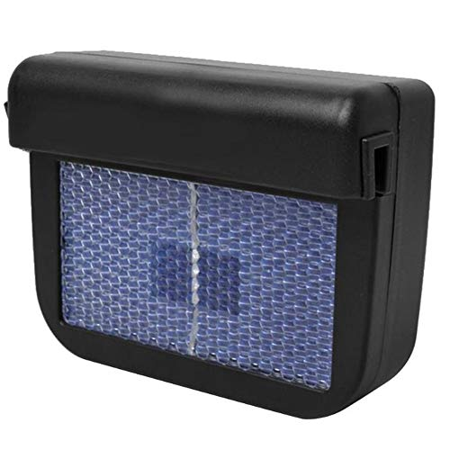 Parabrisas De La Ventana Del Coche Con Energía Solar Ventilador De Enfriamiento Ventilación Del Aire Del Coche Enfriador Ventilador Del Radiador Extractor Solar