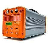 Portable Power Station,Solar Generator 1065Wh...