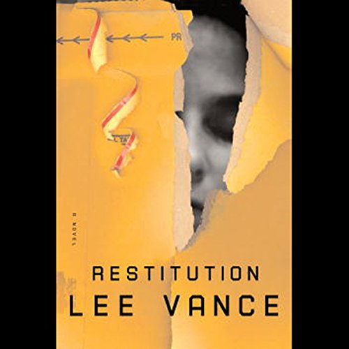 Restitution audiobook cover art
