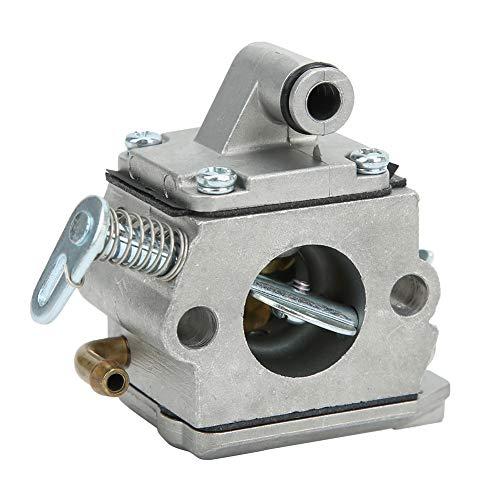 Redxiao Carburador, Pieza de Motosierra, Instalación Conveniente Mano de Obra Exquisita Material de Aluminio para Sierra eléctrica Carburador Industria de filtros de carburador