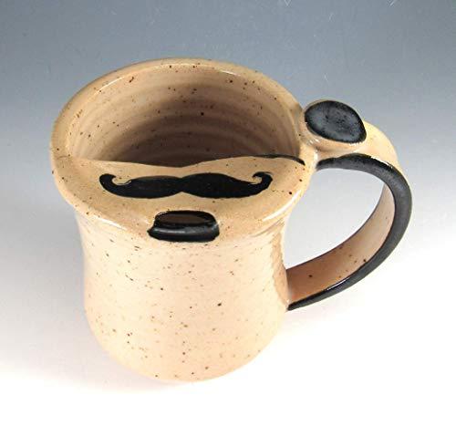 8 Ounce Mustache Mug/Moustache Cup