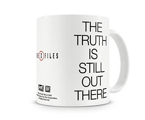 The X-Files Oficialmente Licenciado Taza cerámica de café