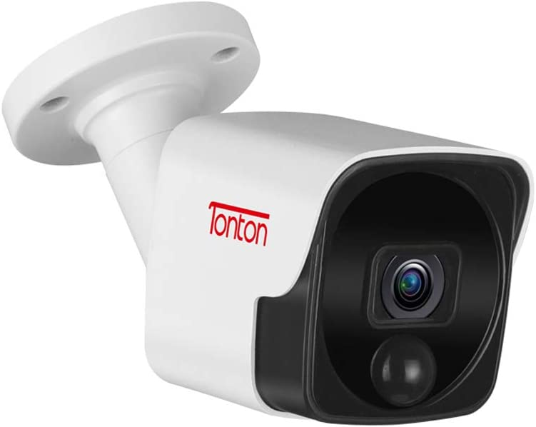 Tonton 5MP PoE IP Bullet Camera Long Visi Outdoor Washington Mall IR 150Ft Night Popular shop is the lowest price challenge