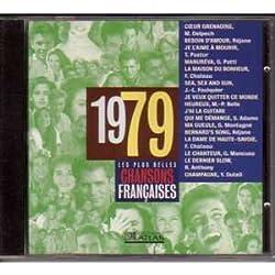 Les plus belles chansons françaises 1979
