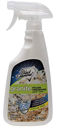 Granite Marble Polish Preserver: Wax and Protectant – Best Protector &...