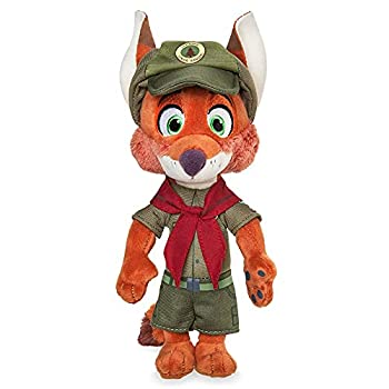 Zootopia ~ Plush Baby / Young Nick Wilde in Scout Uniform ~ 6-7  Tall