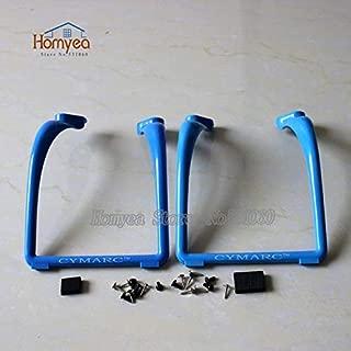 Part & Accessories heat Sale product Upgrade Landing Gear Landing Skids X8C X8W X8G X8HC X8HW X8HG BAYANGTOYS X16 RC Quadcopter Drone spare parts - (Color: Blue)