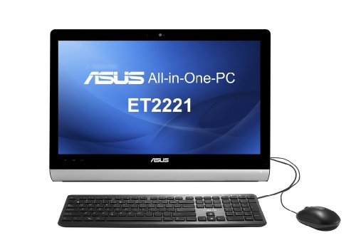 ASUS ET2221 21.5 inch All-in-One PC (Intel Core i3-4130T 2.9GHz, 6GB RAM,...